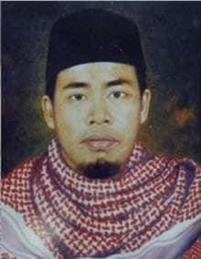 Potret Kiai Dimyati (alm.)