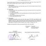 Surat Kelulusan Santri Baru Gelombang 3
