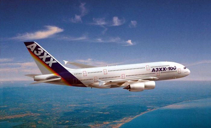 Pesawat Airbus A3xx-100