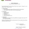 Surat Keputusan Kenaikan Kelas Daar el-Qolam 3 2018/2019